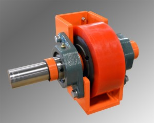 Conveyor Drive Wheel, Heavy duty drive wheels with hub keyway, Keyway drive wheel, Polyurethane on Cast Iron Drive Wheels with Keyway, Heavy duty drive wheels with hub keyway, traction wheel