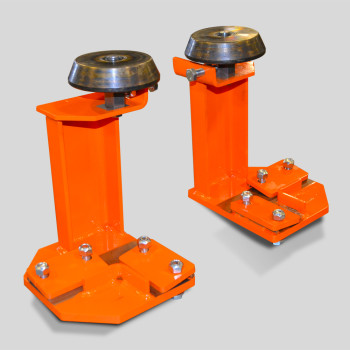 Shap Guide Roller Assembly | Conveyor Concepts
